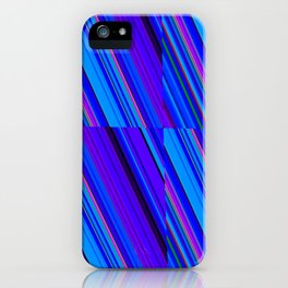 Re-Created Cross No. 7 by Robert S. Lee iPhone Case