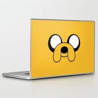 jake Laptop & iPad Skins featuring Jake by Shane Harris