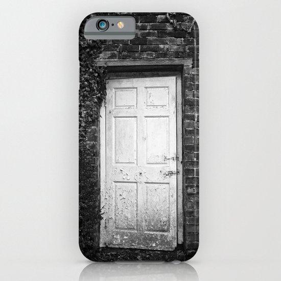 One-Door-Closes iPhone & iPod Case