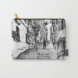 Naples Stairs Carry-All Pouch