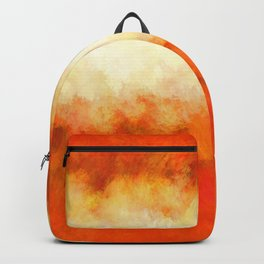 Tangerine Sunshine Backpack