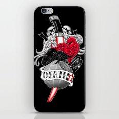 DeathStar iPhone & iPod Skin