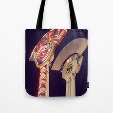 All The Pretty Lights - VI Tote Bag