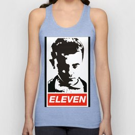Eleven - Obey Unisex Tank Top