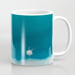 Time Rabbit and jellyfish Coffee Mug