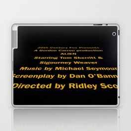 Alien cast & crew Laptop & iPad Skin