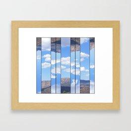 Parallel Universe Framed Art Print