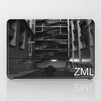 uncharted iPad Cases featuring Uncharted II by ZML Zealous Modern Living