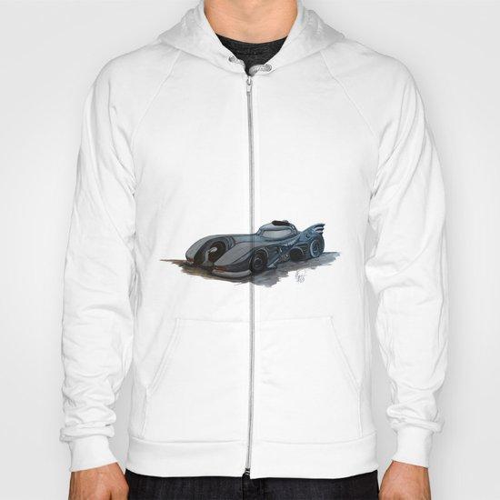 The Batmobile Hoody