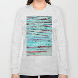 Color gradient and texture 33 Long Sleeve T-shirt