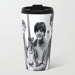 British Invasion Rock N Roll Travel Mug
