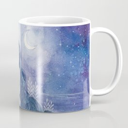 Moonlight Mermaid Coffee Mug