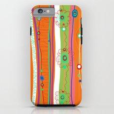 Peacock Pattern B Tough Case iPhone 6