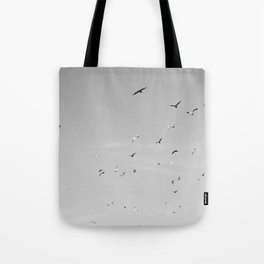 The Migration Tote Bag