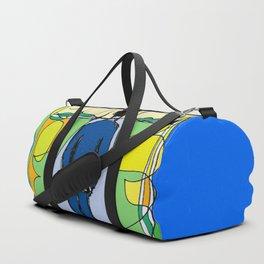 Aaron  Alter `Solar Rays'              by Kay Lipton Duffle Bag