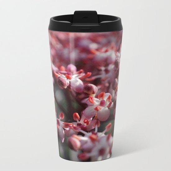 Springblossom Metal Travel Mug