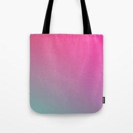 TOXIC FUMES - Minimal Plain Soft Mood Color Blend Prints Tote Bag