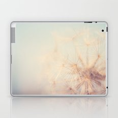 dandelion dreams .... Laptop & iPad Skin