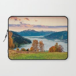 Beautiful Nature Concept Background Laptop Sleeve