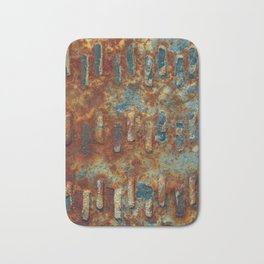 Rust Bath Mat