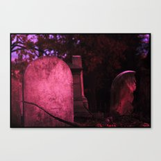 Sunset Stones (version 1) Canvas Print