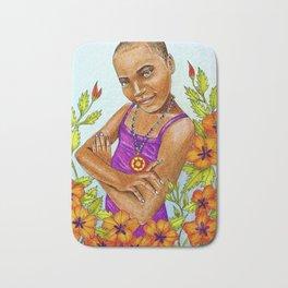 Nsoromma, Child of the Heavens Bath Mat