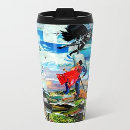 BAT VS. GOD Travel Mug