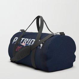 Football Duffle Bag