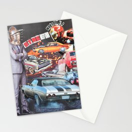 Street Warriors Stationery Cards