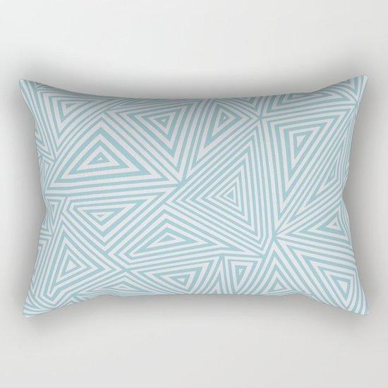 Ab Geo Salt Water Rectangular Pillow