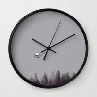 i want to believe Wall Clocks featuring I want to believe  by Ms. Givens