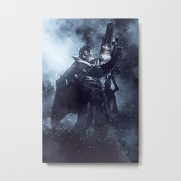 League of Legends GRAVES Metal Print