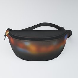 Blurry Lights Fanny Pack