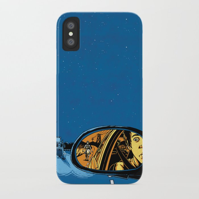Night Drive iPhone Case