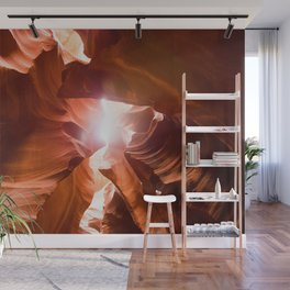 The Canyon (Color) Wall Mural