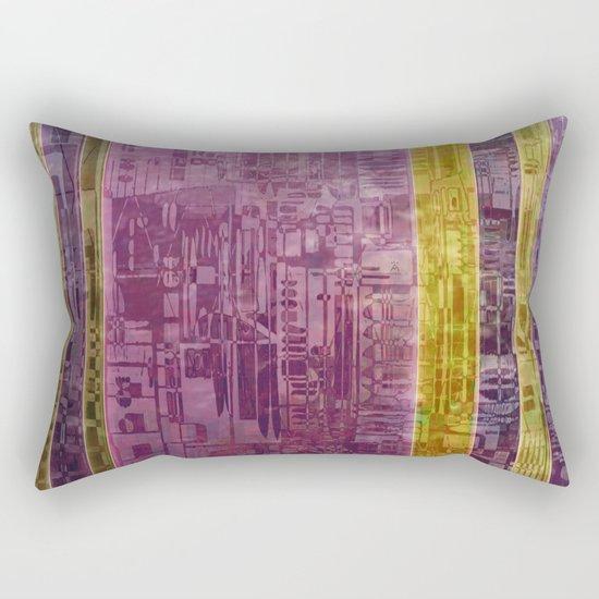 Blocks / Urban 01-12-16 Rectangular Pillow