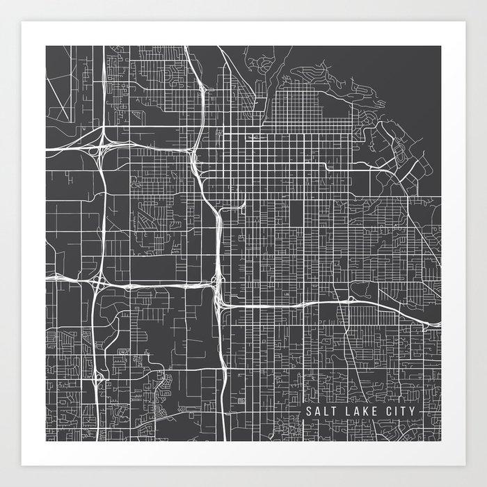 Salt Lake City Map, USA - Gray Art Print by mainstreetmaps Salt Lake City Map Usa on usa map moab, usa map orange county, usa map charleston, usa map harrisburg, usa map with states, usa map buffalo, usa map chattanooga, usa map grand rapids, usa map tampa, usa map guam, usa map santa fe, usa map cincinnati, usa map savannah, usa map san francisco, usa map fort lauderdale, usa map las vegas, usa map fort worth, usa map united states, usa map great salt lake, usa map wichita,
