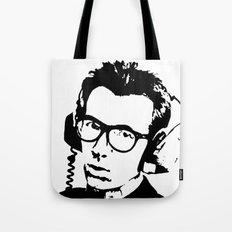 Elvis Costello | Headphones Tote Bag