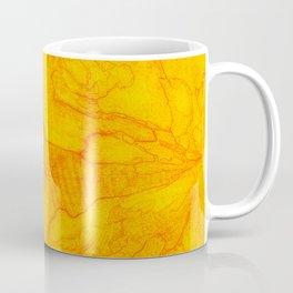 Nature map Coffee Mug