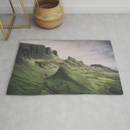 The Majesty of the Quiraing Rug