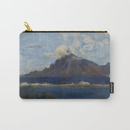 Landscape of Te Vaa Carry-All Pouch