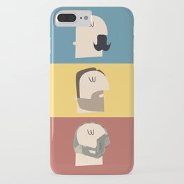 3 Faces of Tom Hardy iPhone Case