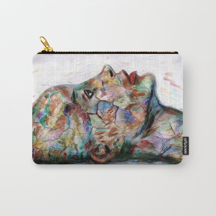 Drawing Conclusions Carry-All Pouch