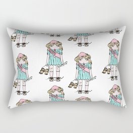 Girl Scout Rectangular Pillow