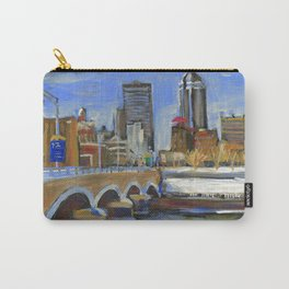 Des Moines, Iowa Carry-All Pouch