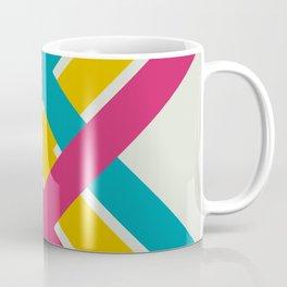 Retro Rocket 21 Coffee Mug