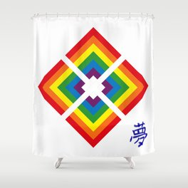 Yume Shower Curtain