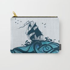 Upon The Sea Carry-All Pouch