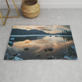 Winter Landscape Rug