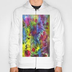 Spring Time Painting  Hoody